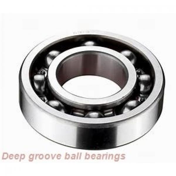 30,000 mm x 62,000 mm x 16,000 mm  SNR 6206FT150ZZ deep groove ball bearings #3 image