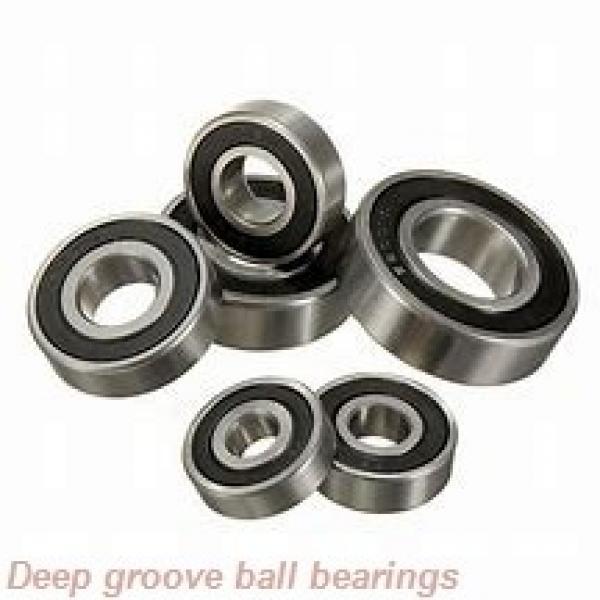 38,1 mm x 100 mm x 33,34 mm  Timken GW211PP3 deep groove ball bearings #1 image