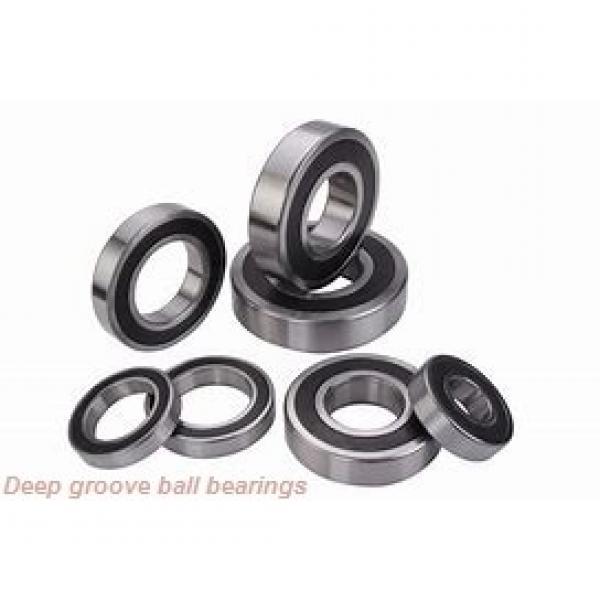 17 mm x 40 mm x 12 mm  SKF 6203/HR22T2 deep groove ball bearings #1 image