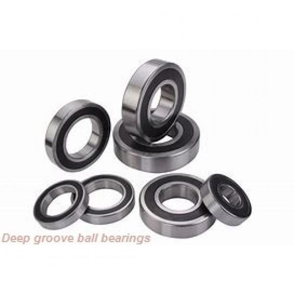 Toyana 634-2RS deep groove ball bearings #3 image