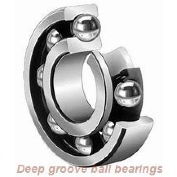 17 mm x 40 mm x 12 mm  SKF 6203/HR22T2 deep groove ball bearings #3 image