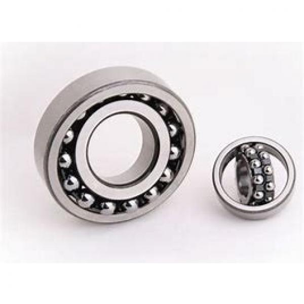 35 mm x 80 mm x 56 mm  NKE 11307 self aligning ball bearings #1 image