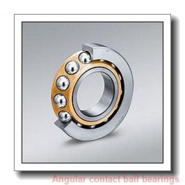 55 mm x 100 mm x 21 mm  CYSD 7211DB angular contact ball bearings #1 image