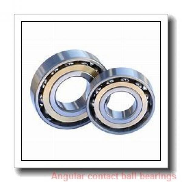 120 mm x 165 mm x 22 mm  SKF 71924 ACB/HCP4A angular contact ball bearings #1 image