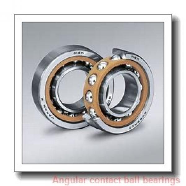 140 mm x 210 mm x 33 mm  NTN HSB028C angular contact ball bearings #1 image