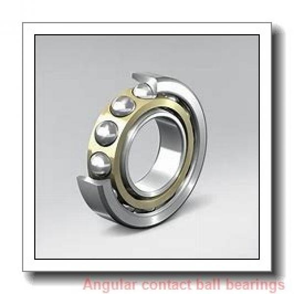 280 mm x 380 mm x 46 mm  SKF 71956 ACD/HCP4A angular contact ball bearings #1 image