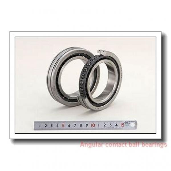 35 mm x 72 mm x 17 mm  SKF SS7207 ACD/HCP4A angular contact ball bearings #1 image