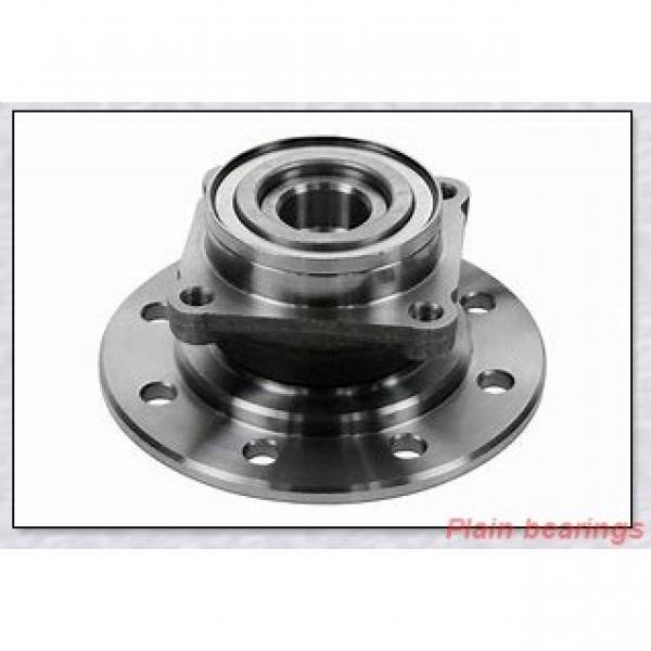 6 mm x 16 mm x 9 mm  INA GAKL 6 PW plain bearings #1 image