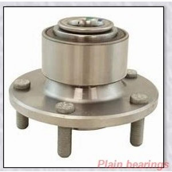 280 mm x 400 mm x 155 mm  ISO GE 280 ECR-2RS plain bearings #1 image
