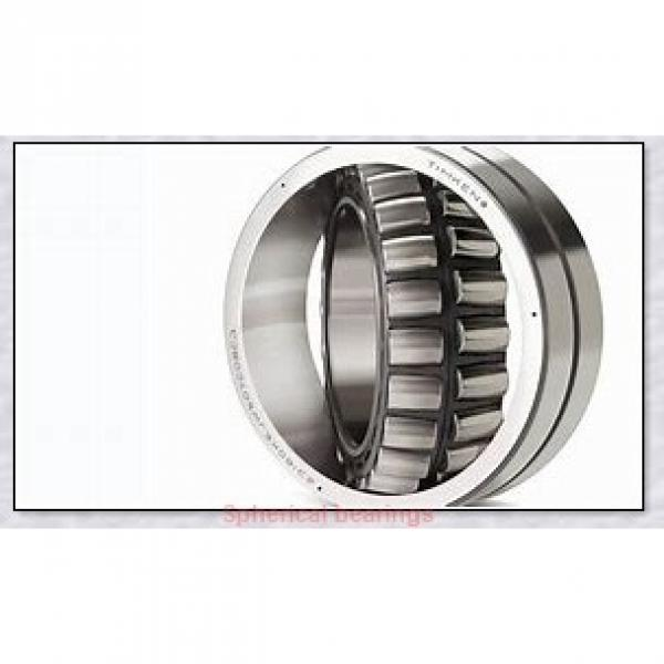 90 mm x 180 mm x 46 mm  ISB 22220 EKW33+H320 spherical roller bearings #1 image