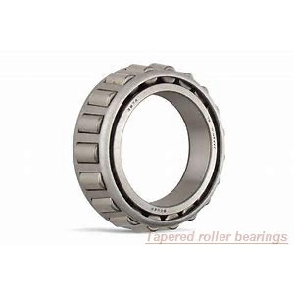 Toyana 16137/16284 tapered roller bearings #1 image