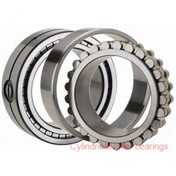 25 mm x 52 mm x 18 mm  NKE NJ2205-E-MPA cylindrical roller bearings #2 image