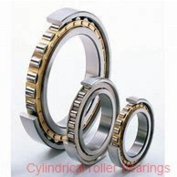 130 mm x 200 mm x 95 mm  NKE NNCF5026-V cylindrical roller bearings #1 image