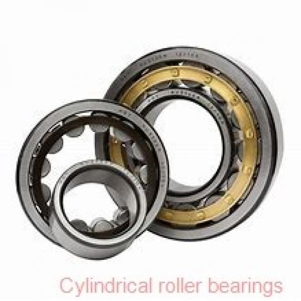 17 mm x 40 mm x 12 mm  NACHI NP 203 cylindrical roller bearings #2 image