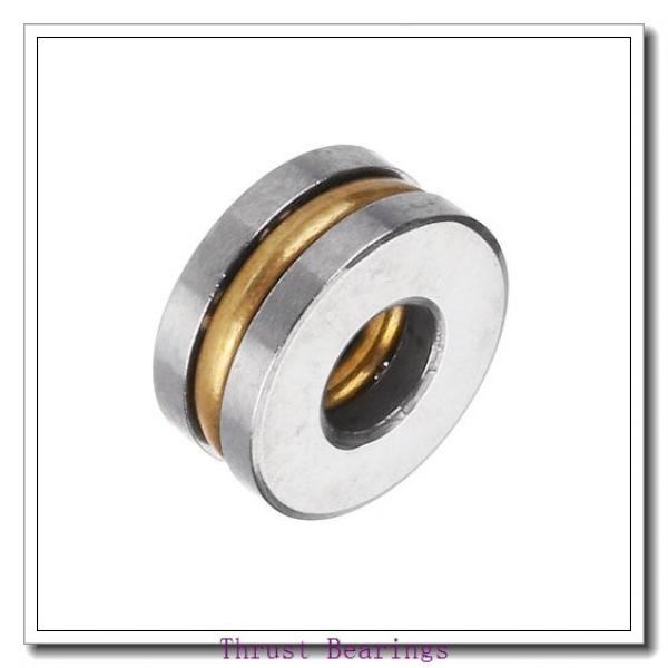 NBS K81106TN thrust roller bearings #1 image