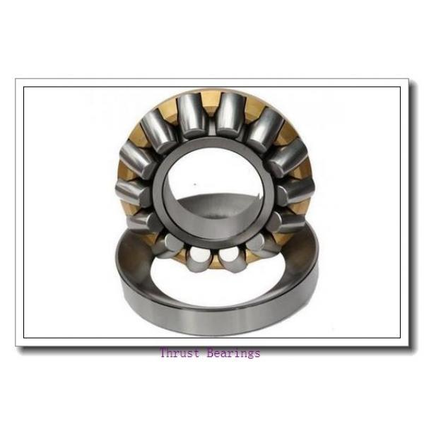110 mm x 160 mm x 11,5 mm  NBS 81222TN thrust roller bearings #1 image